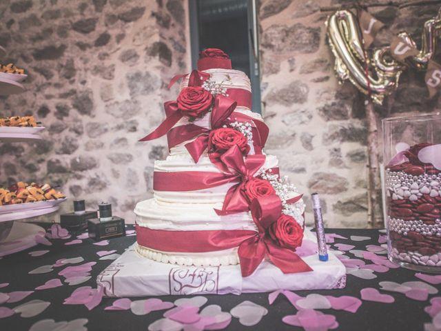 Le mariage de Jérémy et Cindy à Saint-Romain-en-Jarez, Loire 54