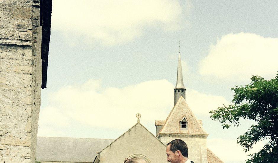 Le mariage de Arnaud et Astrid à Sancoins, Cher