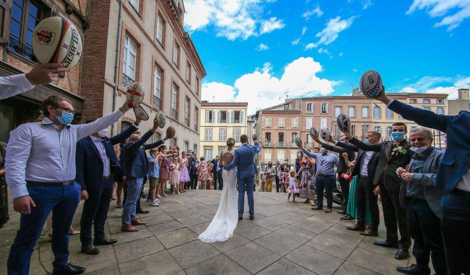 Le mariage de Alexis et Charlotte à Albi, Tarn