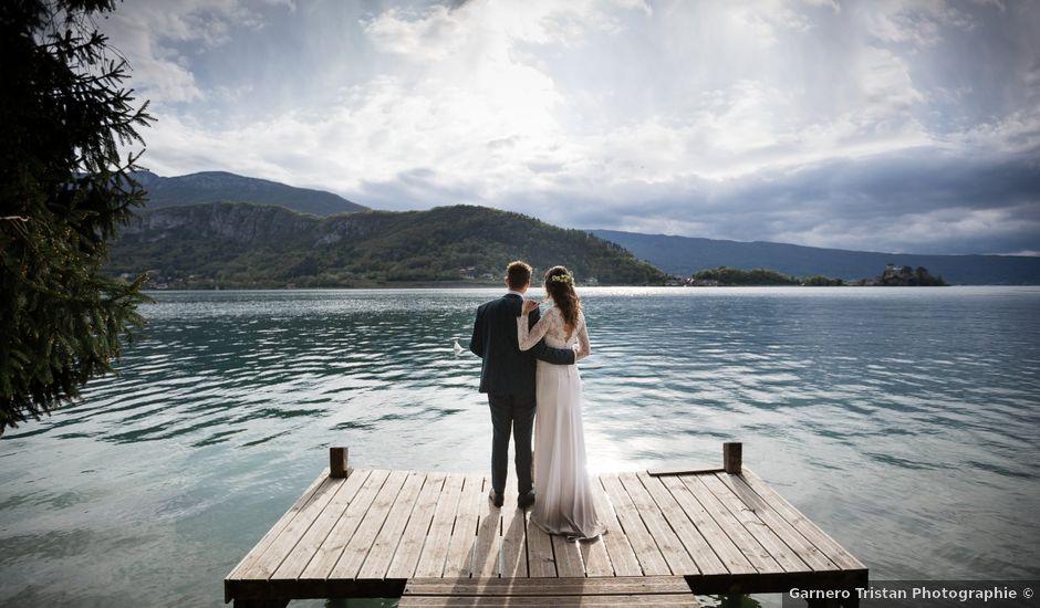 Le mariage de Maxime et Yara à Annecy, Haute-Savoie