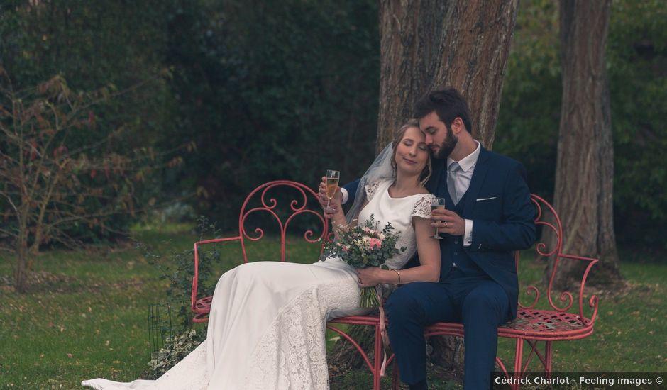 Le mariage de Arthur et Mathilde à Guainville, Eure-et-Loir