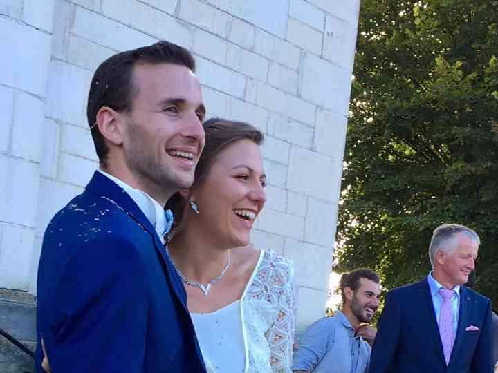 Le mariage de Emeline et Émile
