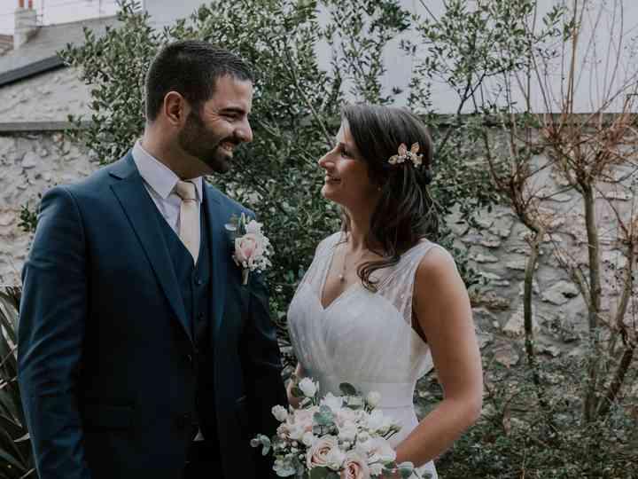 Le mariage de Karla et Anthony