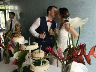 Le mariage de Erika  et Étienne