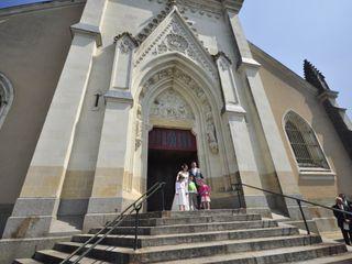 Le mariage de Magaly et Denis