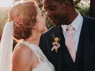 Le mariage de Geri et Amari