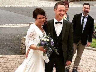 Le mariage de Jacynthe et Nicolas