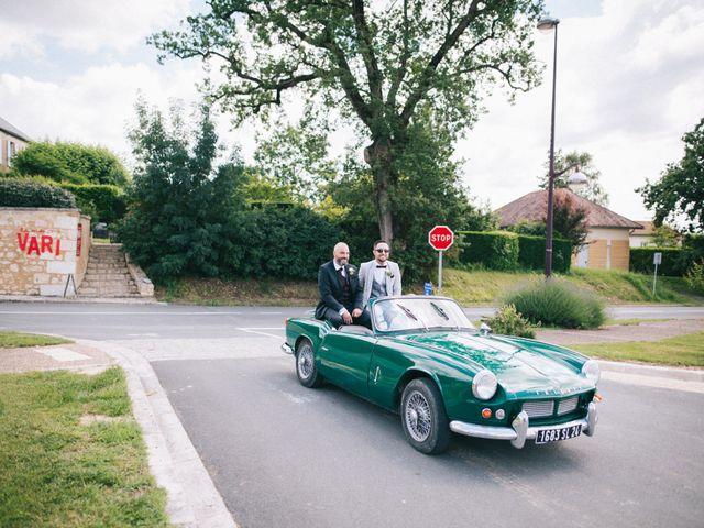 Le mariage de Mickael et Emile à Monbazillac, Dordogne 8