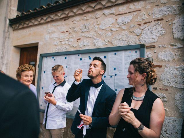 Le mariage de Mickael et Emile à Monbazillac, Dordogne 14