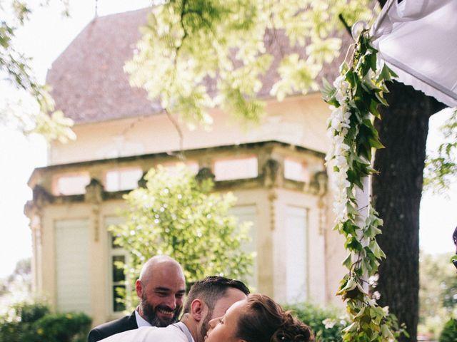 Le mariage de Mickael et Emile à Monbazillac, Dordogne 23