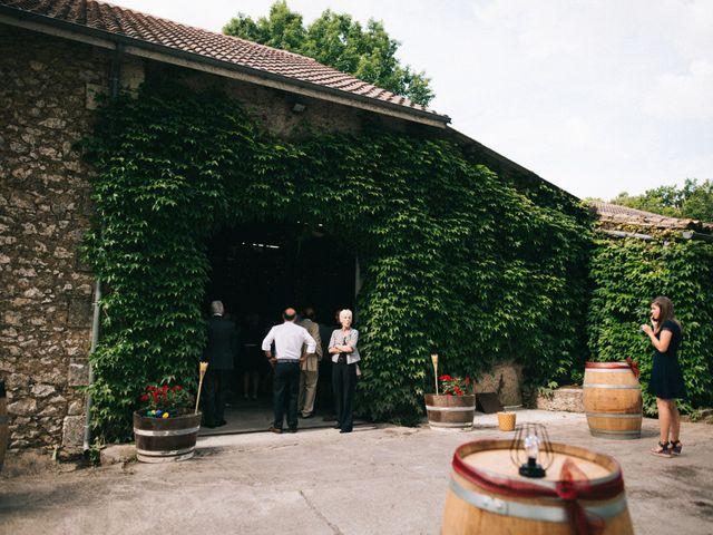 Le mariage de Mickael et Emile à Monbazillac, Dordogne 26