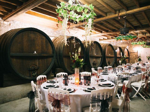 Le mariage de Mickael et Emile à Monbazillac, Dordogne 27