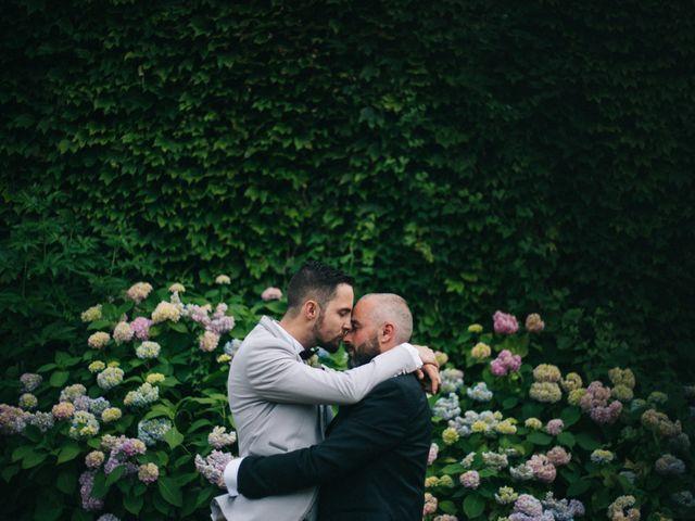 Le mariage de Emile et Mickael