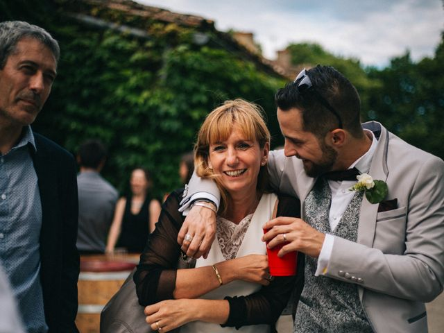 Le mariage de Mickael et Emile à Monbazillac, Dordogne 36