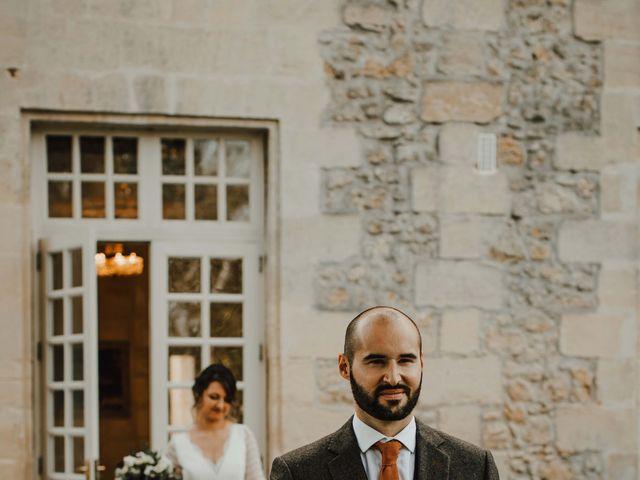 Le mariage de David et Aurore à Lignan-de-Bordeaux, Gironde 16