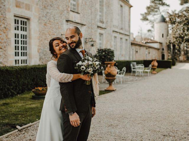 Le mariage de David et Aurore à Lignan-de-Bordeaux, Gironde 17
