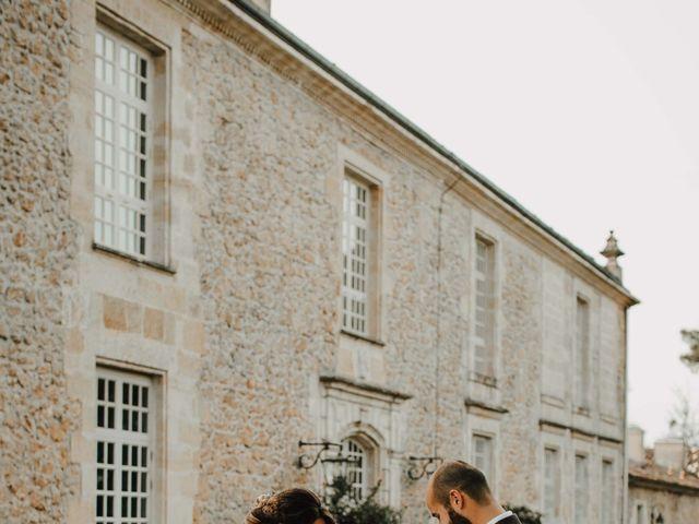 Le mariage de David et Aurore à Lignan-de-Bordeaux, Gironde 18