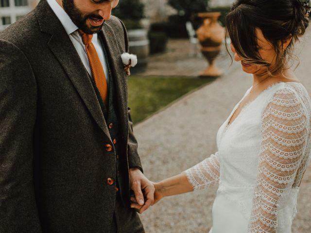 Le mariage de David et Aurore à Lignan-de-Bordeaux, Gironde 19