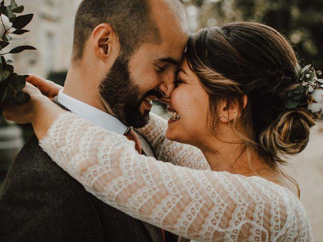 Le mariage de David et Aurore à Lignan-de-Bordeaux, Gironde 20