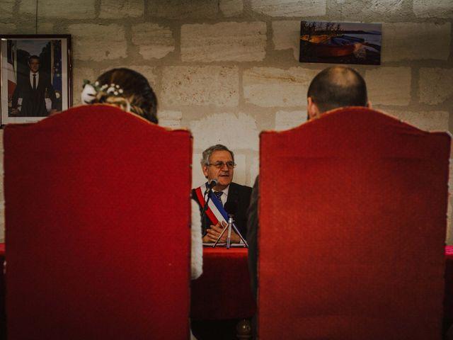 Le mariage de David et Aurore à Lignan-de-Bordeaux, Gironde 24