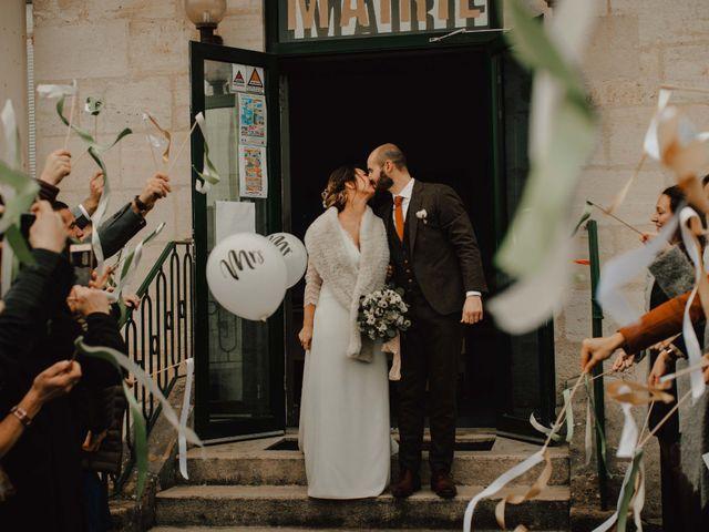 Le mariage de David et Aurore à Lignan-de-Bordeaux, Gironde 30
