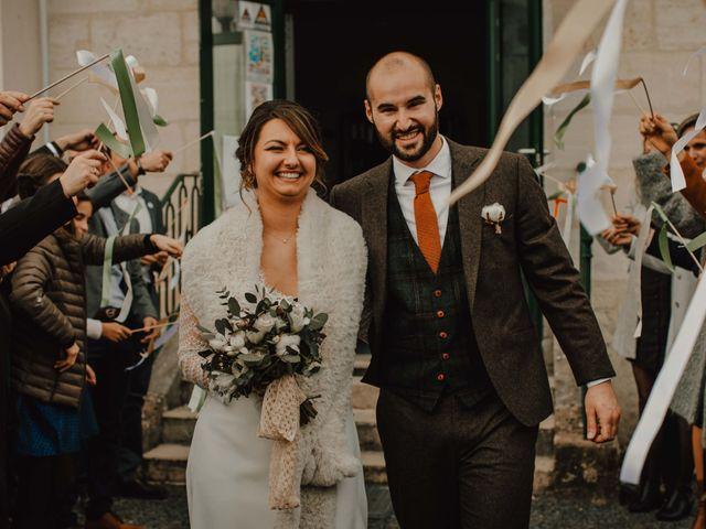 Le mariage de David et Aurore à Lignan-de-Bordeaux, Gironde 31