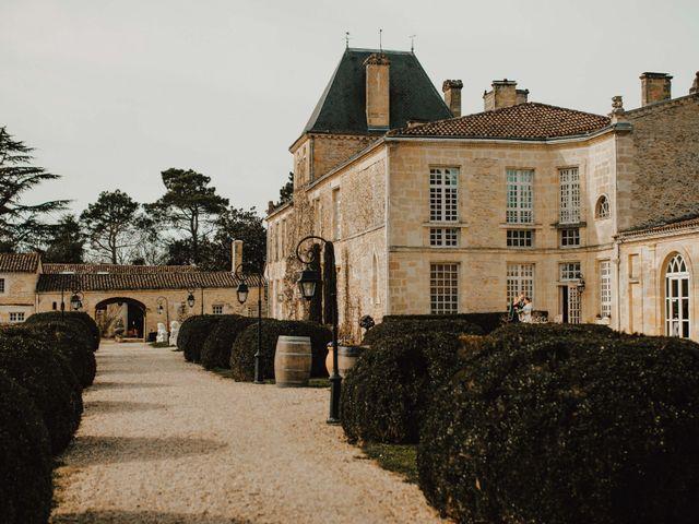 Le mariage de David et Aurore à Lignan-de-Bordeaux, Gironde 32