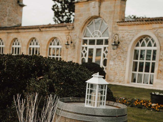 Le mariage de David et Aurore à Lignan-de-Bordeaux, Gironde 33