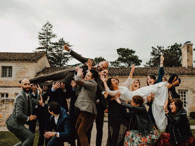 Le mariage de David et Aurore à Lignan-de-Bordeaux, Gironde 36