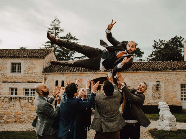 Le mariage de David et Aurore à Lignan-de-Bordeaux, Gironde 37