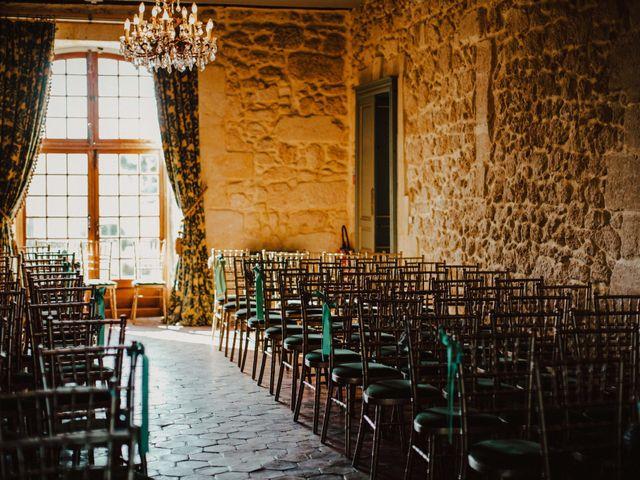 Le mariage de David et Aurore à Lignan-de-Bordeaux, Gironde 40
