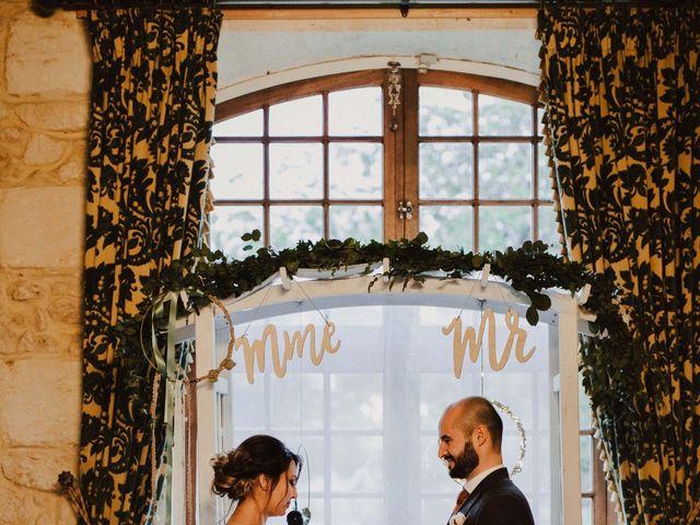 Le mariage de David et Aurore à Lignan-de-Bordeaux, Gironde 46