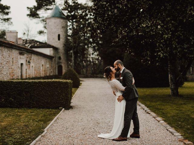 Le mariage de David et Aurore à Lignan-de-Bordeaux, Gironde 48