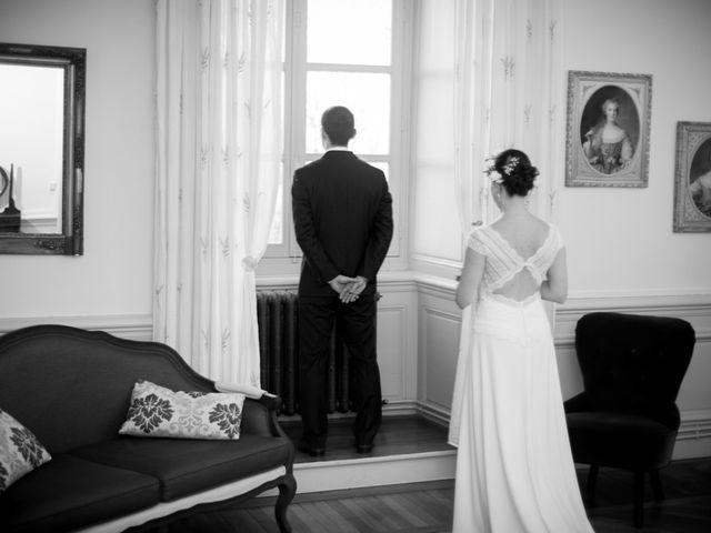 Le mariage de Magalie et Charly