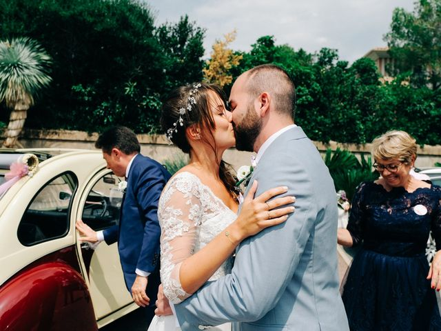 Le mariage de Mickael et Aurelie à Saint-Raphaël, Var 26