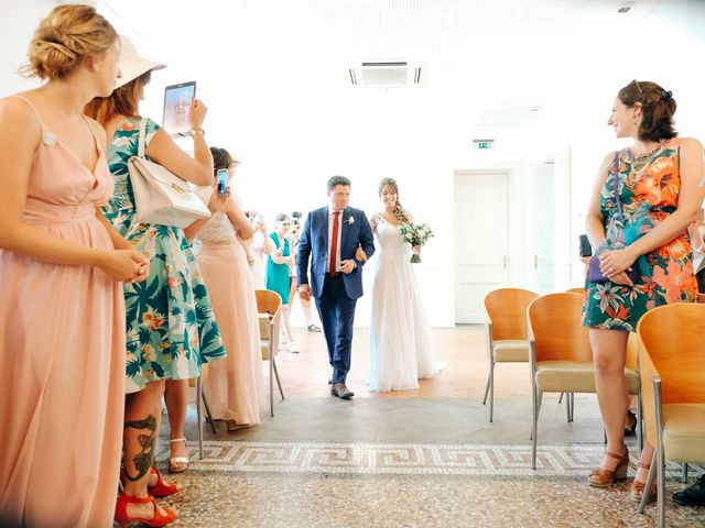 Le mariage de Mickael et Aurelie à Saint-Raphaël, Var 28