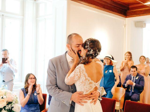 Le mariage de Mickael et Aurelie à Saint-Raphaël, Var 35
