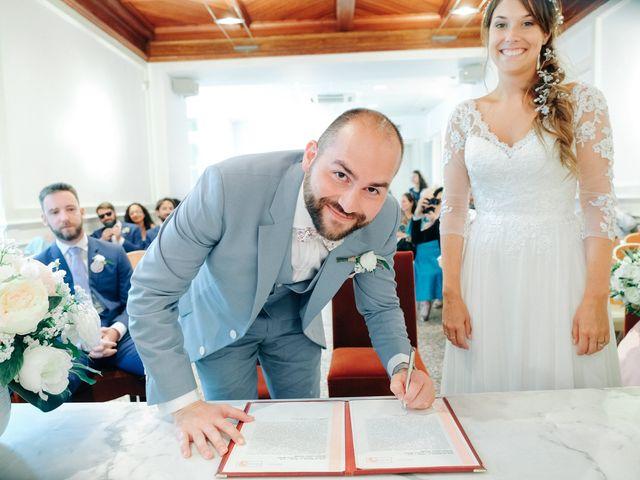 Le mariage de Mickael et Aurelie à Saint-Raphaël, Var 38