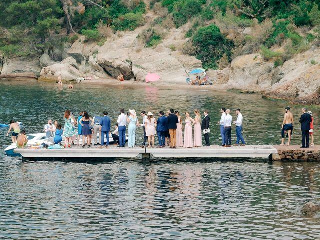 Le mariage de Mickael et Aurelie à Saint-Raphaël, Var 45
