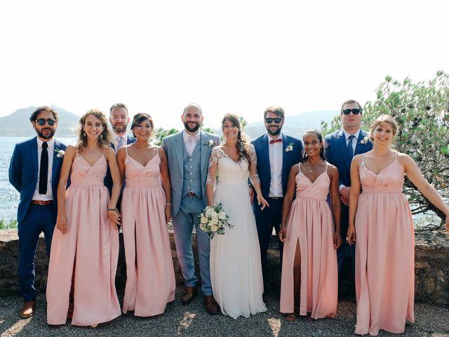 Le mariage de Mickael et Aurelie à Saint-Raphaël, Var 69