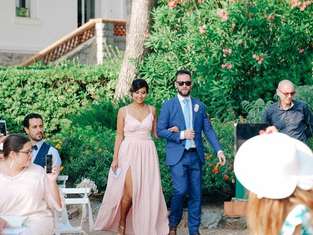 Le mariage de Mickael et Aurelie à Saint-Raphaël, Var 74
