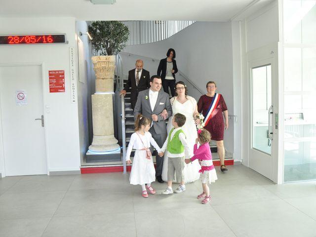 Le mariage de Denis et Magaly à Laval, Mayenne 2