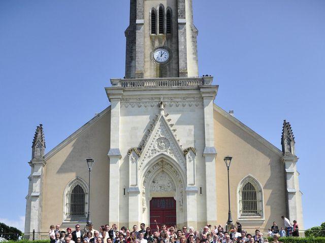 Le mariage de Denis et Magaly à Laval, Mayenne 3