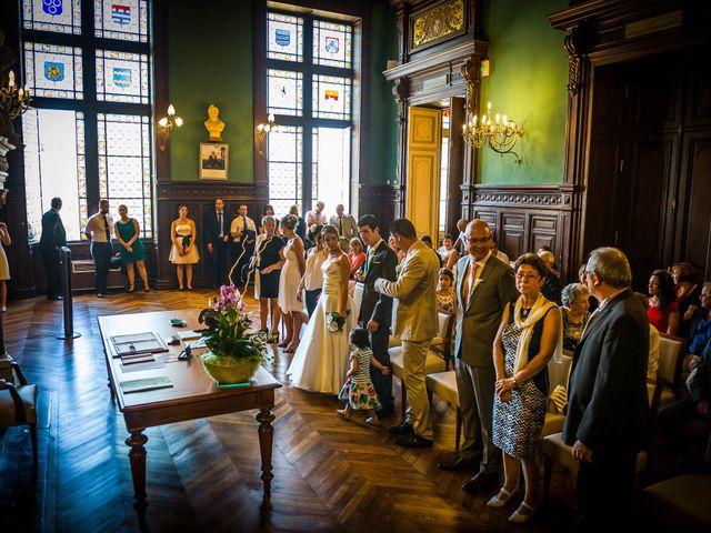 Le mariage de Mickaël et Amandine à Poitiers, Vienne 2