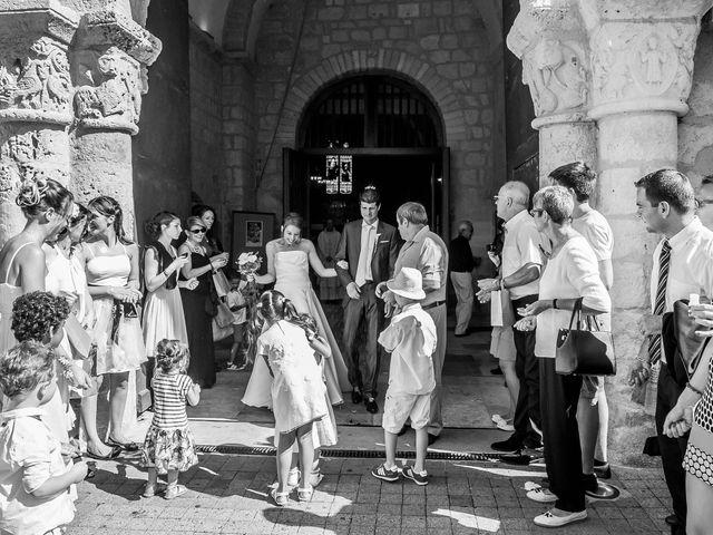 Le mariage de Amandine et Mickaël