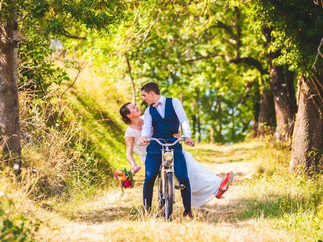 Le mariage de Emmanuelle et Jonathan