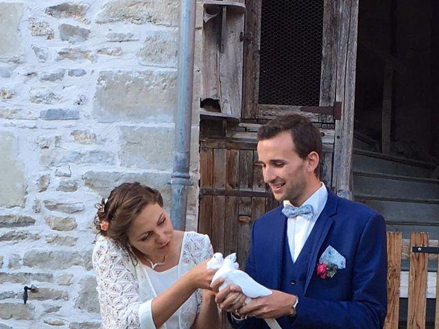Le mariage de Émile  et Emeline à Aigueperse, Puy-de-Dôme 6