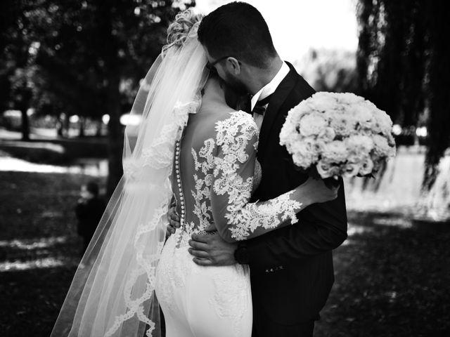 Le mariage de Elora et Matthieu