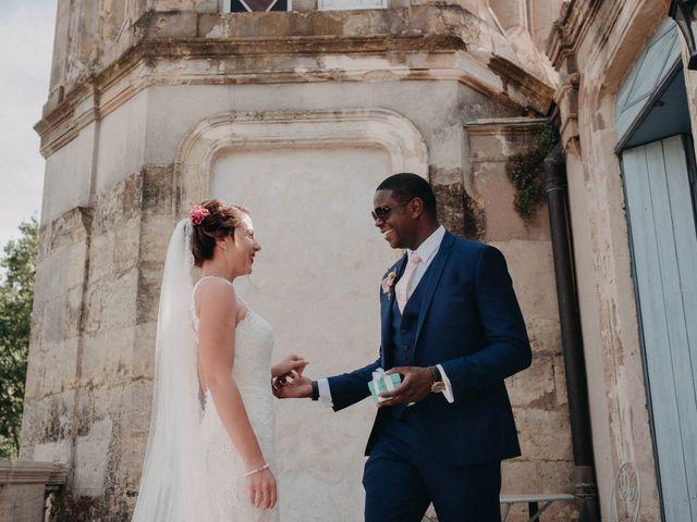 Le mariage de Amari et Geri à Saint-Thibéry, Hérault 13