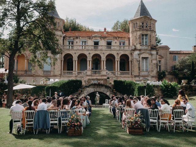 Le mariage de Amari et Geri à Saint-Thibéry, Hérault 18